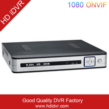 CMS 4 HDD digital Network Video Recorders 1ch 4ch 8ch 16ch 24CH NVR 16ch 1080P record
