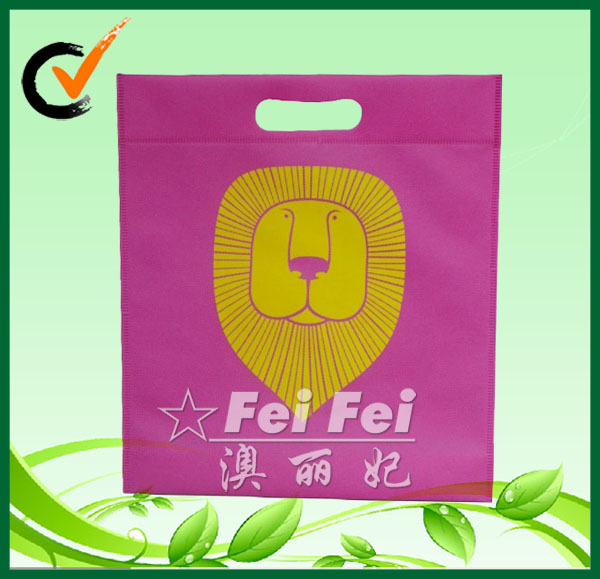 Lovely Cheap PP Nonwoven Bag for Cloth Packing