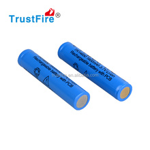TrustFire high quality 14650 1600mAh 3.7v rechargeable lithium