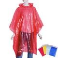 Emergency Waterproof Cute Rain Poncho for Women