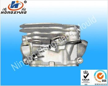 High Quality Aluminum die casting motorcycle cylinder head cylinder liner