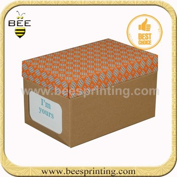 large quality hot box custom blister packaging,fancy wholesale cardboard boxes,kraft handmade packaging gift carton