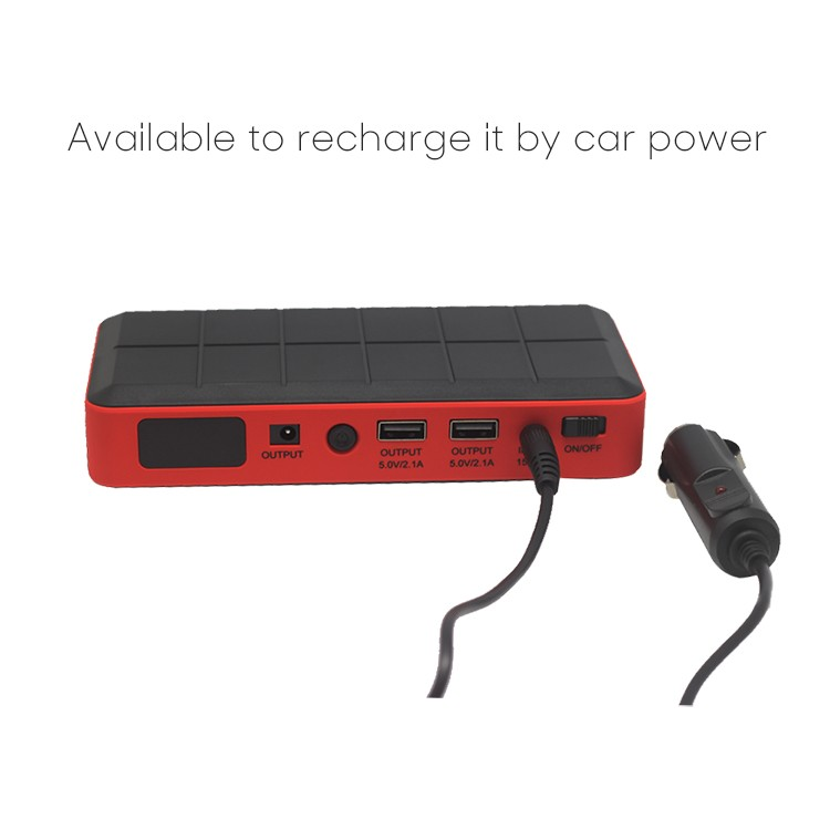 portable 10000mAh shenzhen power bank car jump start