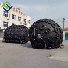 Tire fabrics type floating pneumatic fender