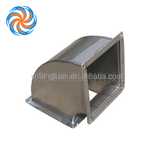Air Conditioner Insulation Rectangular Air Duct