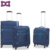 Best Carry-on lightweight Trolley rolling luggage suitcase set