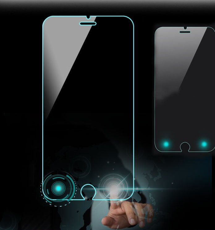 Cell Phone Smart Touch Screen Protector for iPhone 6