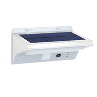 Stainless Steel Solar Wall Lights With