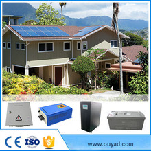 High efficiency enough power solar enery system with 32pcs 250w solar panel