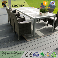Outdoor WPC Decking Garden Furniture