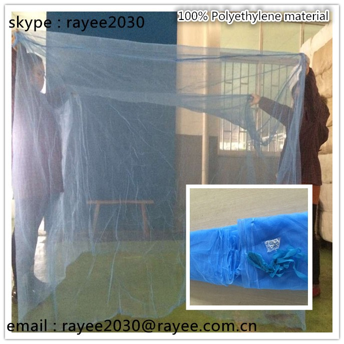 Cheap Polyester insecticide treated mosquito net(LLIN)