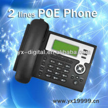 Iax ip phone with VoIP and PSTN ports,voip phone
