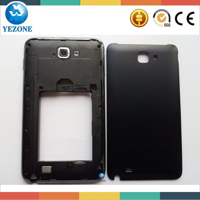 Wholesale for Samsung Galaxy Note 1 N7000 i9220 Back Cover for Samsung Housing Replacement for Samsung Repair Parts