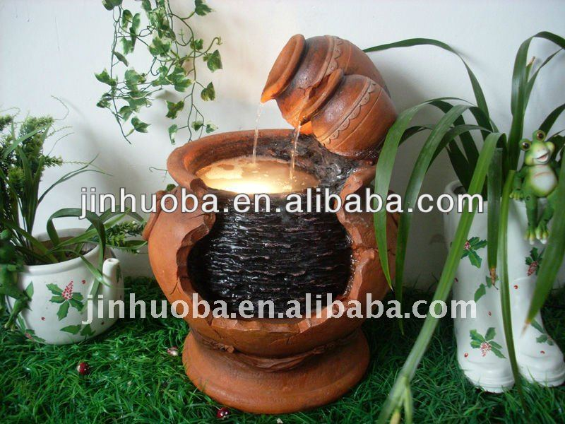 Wholesale outdoor custom resin water fountain