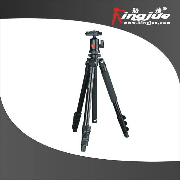 MK-258 High Quality Aluminum Stable Camera Tripod Stand With bag For Photographers