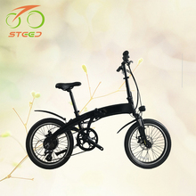 china made 20 inch folding electric bike for girls with 250w hub motor 36v lithium battery for sale