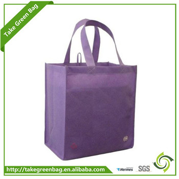 High quality environmental friendly shopping bags non woven bag