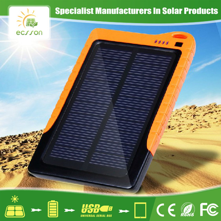 2017 Ecsson S7200 mobile solar charger