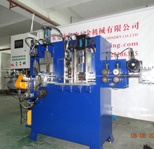 Low Cost Automatic Steel Wire Threading Paint Roller Handle Making Machine