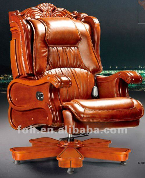 Top Quality Electric Office Chair, President Chair Design ( FOHA-02# )