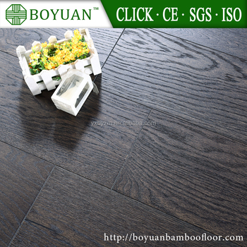 2017 latest color customized multi-ply hybrid flooring