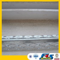 Stucco Expanded Plaster Wall Protection Corner Bead