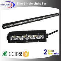 43 inch 200w led light bar 20inch 120w thin led light bar bright 260w single row led light bar