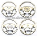 Steering wheel keychain steering wheel keyring