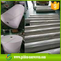 Wholesale nonwoven lining fabric for bags wholesale laminating pp non-woven fabric table cloths