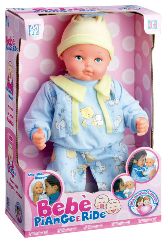 new design function ABS musical reborn crying baby doll with EN71