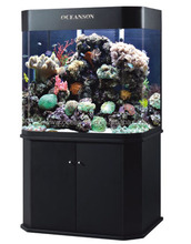 oceanson V5-ET Hexagon fish tank