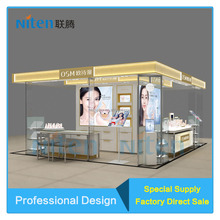 Kiosk electronic shop interior decoration design one stop service