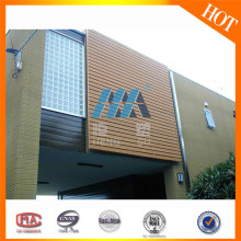 Fireproof recyclable wood plastic composite WPC decorative pvc wall panel