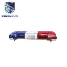 cheap rotary halogen revolving light bar LED rotating lightbar