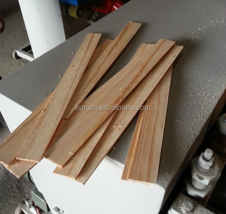 Professional wooden stick making machine with best quality in China