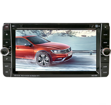 android 6.95 inch 2 din Car dvd player for Toyota universal