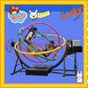 Sports Entertainment Human Gyroscope Ride For