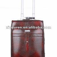 Fashion PU Luggage Bag Luggage Case