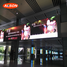 p7.62 Indoor Fixed Full Color LED Video Wall Display Supplier