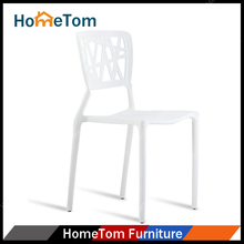 Restaurant Waiting Chair PP Material Plastic Commode Chair