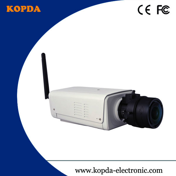 ip camera wireless, WIFI 4/6mm fixed lens Day&Night Support two-way voice Visual angle 78/53/40/23(level)