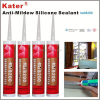 KALI Series splendid quality brown color silicone sealant