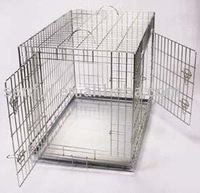 Dog Kennel Dog Metal Cage Pet Crate