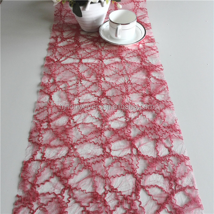 hot sale twist sizo table runner or flower wrapping