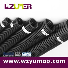 WZUMER Car Application Flexible Type PP Flame Retardant Pipe for Auto Harness