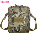 Blank logo wholesale crossbody messenger bag nylon messenger bag waterproof tactical