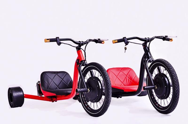 500W Electric Cargo delivery Trike with customer OEM
