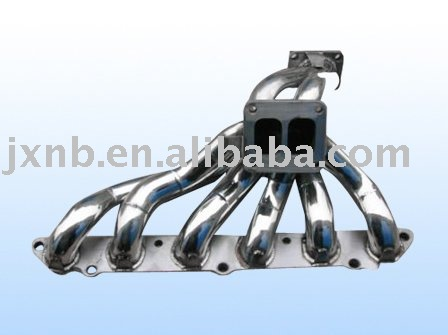 High Quality Stainless Steel Cast E36 Iron Chevy Turbo Exhaust Manifold