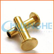 blind rivet closed end copper