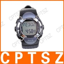 Sport Calorie Heart Pulse Rate Counter Watch + Monitor
